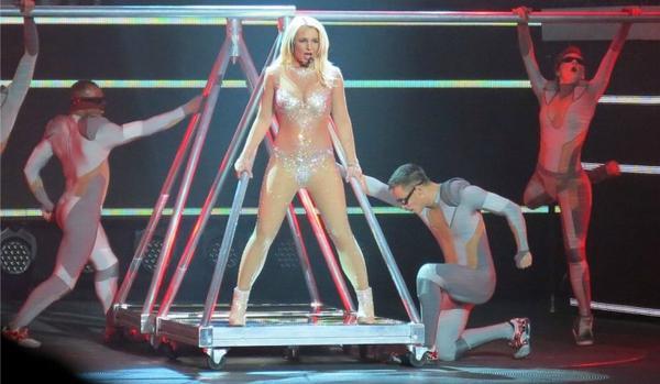 Britney Spears de retour à Las Vegas pour un show spectaculaire !