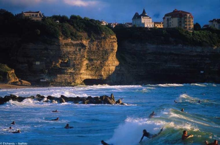Biarritz, Biarritz J-6 !