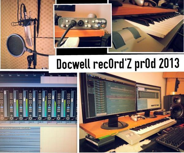 Bienvenue chez Docwell RecOrd'z prOd 2013