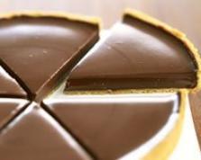 Dessert : La Tarte au Chocolat