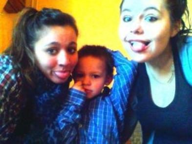Moii, Mon bébé & Ma Biiboushe <3