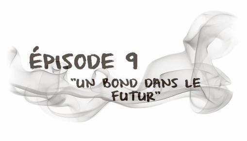 """épisodes 9x09 ::""""Un bond dans le futur"""""""