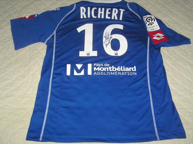 02/04/11 FCSM-BREST N°16 T.RICHERT
