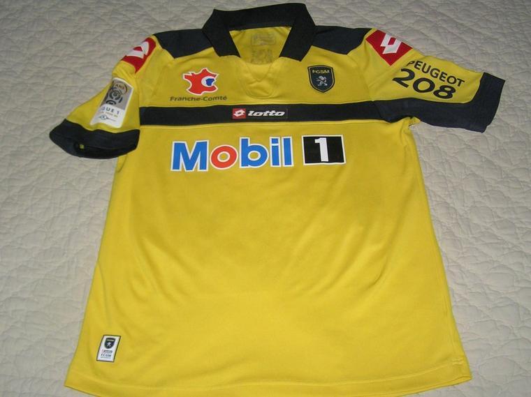 11/08/2012 FCSM-BASTIA N°17 M.PEYBERNES