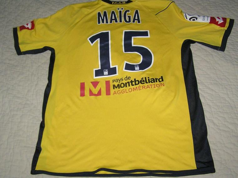 31/03/2012 FCSM-BREST N°15 MAIGA