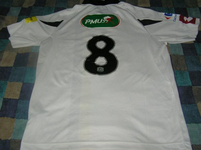 02/02/2011 CDF CHAMBERY-FCSM  N°8 J.FATY