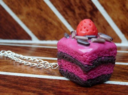 Collier Gâteau