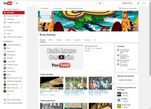 Abonnez vous sur ma chaîne youtube !