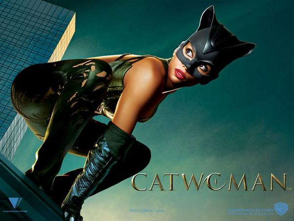 la sexy Cat-woman