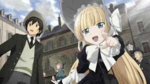Gosick- dédicace à Manga-dream-Shloom