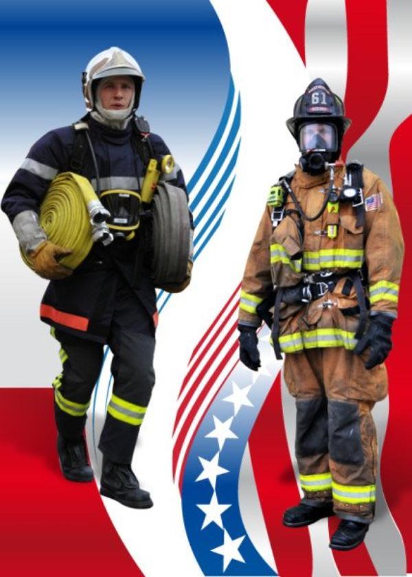 La sirène des pompier par SDIS 59