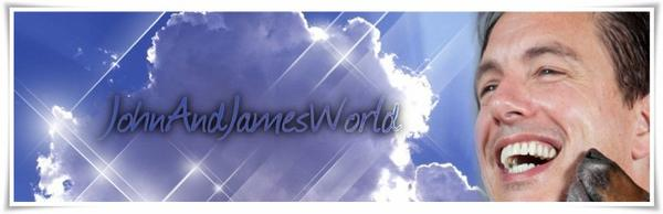 Welcome to johnandjamesworld