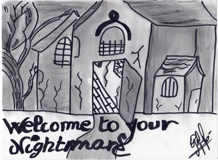 """OS spécial : """"Welcome to you your nightmare  (parti 1 )"""