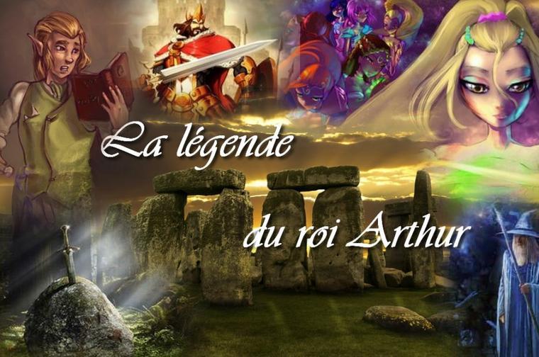 One-shot Un | La légende du roi Arthur