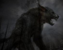Le fantôme lycantrope