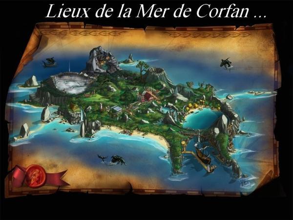 ~0~ Les Lieux ~0~