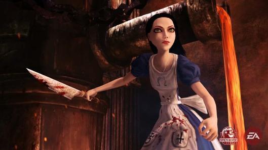 Alice retour à la folie