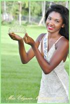 Miss Elégance Martinique 2014