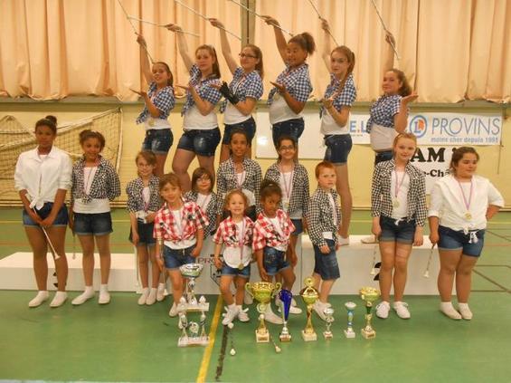 Compétition 2014.
