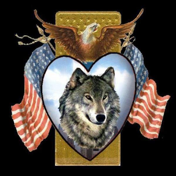 je suis du Clan du Loup