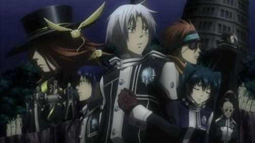 Plus d'info sur D. Gray-Man