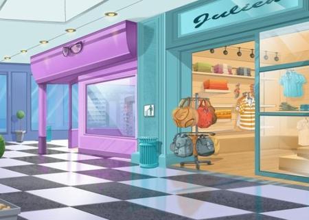 Chapitre 7 : Le centre commercial ( permière partie )