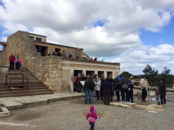 Knossos, Cretes