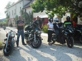 ACCUEIL MOTARDS.  For bikers. Para los amigos motares.