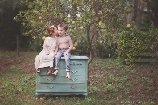 La plus belle insouciance est celle de l'enfance <3