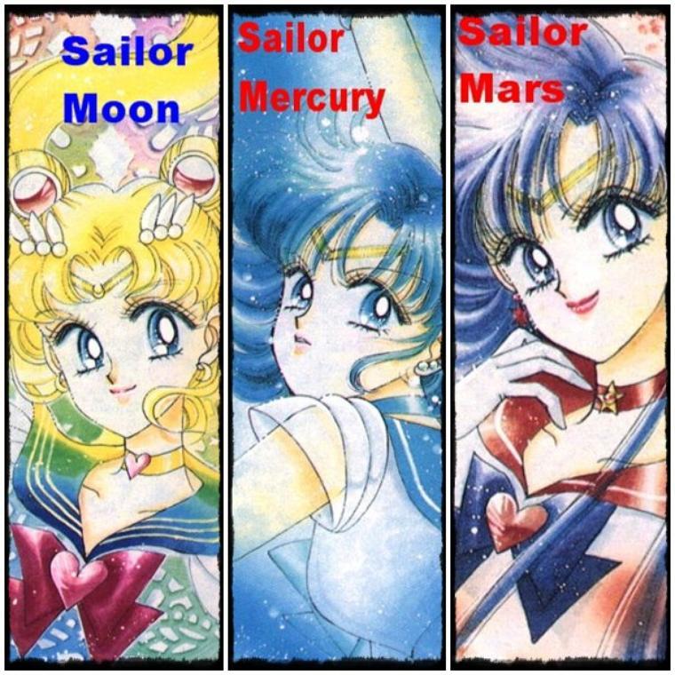 Qu'elle est votre Sailor préférée ?