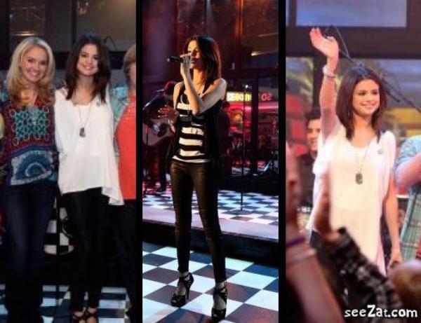 Selena dans So Random