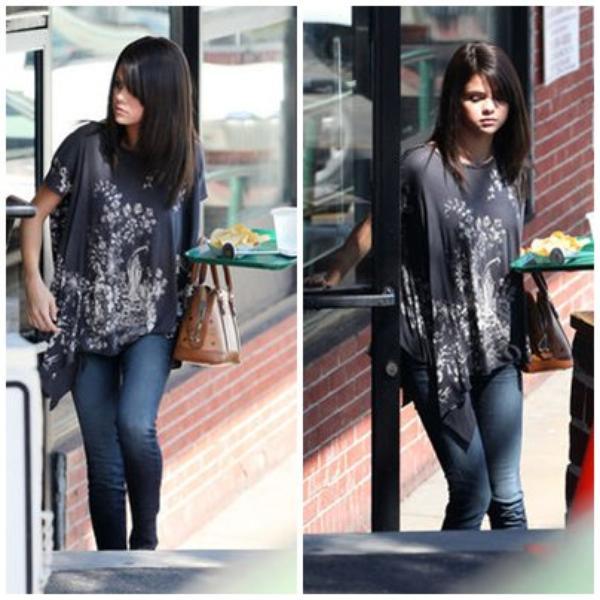 Selena au Poquito Mas