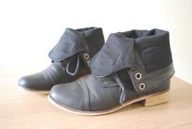 Shoes cloutées