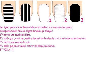 nouveaux tutos ongles :)