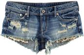 Les meilleurs des shorts en jean !