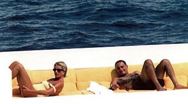 Lovers of Princess Diana.
