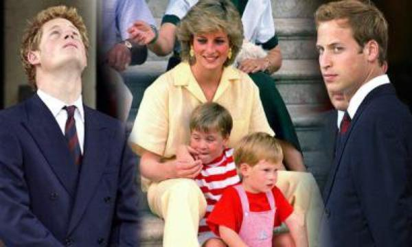 The life of princess Diana broken .