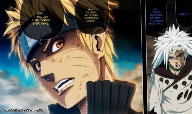 Naruto 672 : Yagai