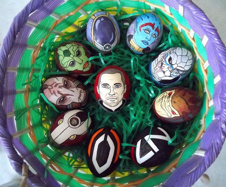 Les Fanarts de la Semaine N°14 - Spécial Pâques