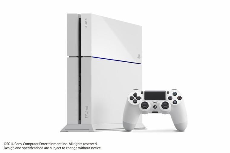 E3 2014 : Destiny + PS4 Blanche
