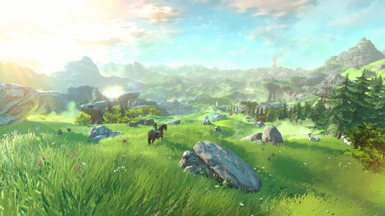 E3 2014 : The Legend of Zelda Wii U