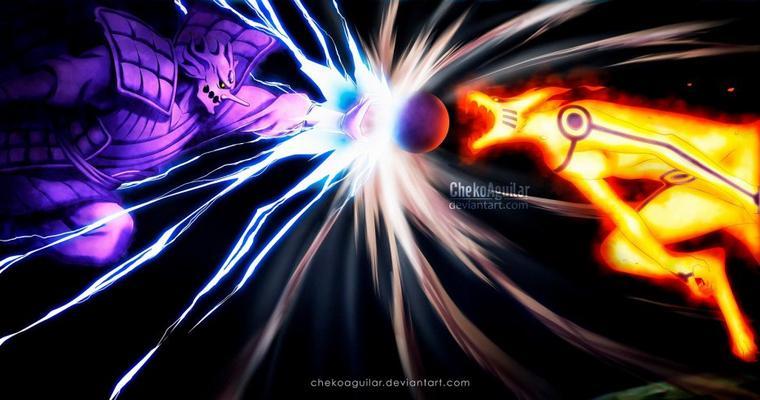 Naruto 696 - Naruto Vs Sasuke (3)