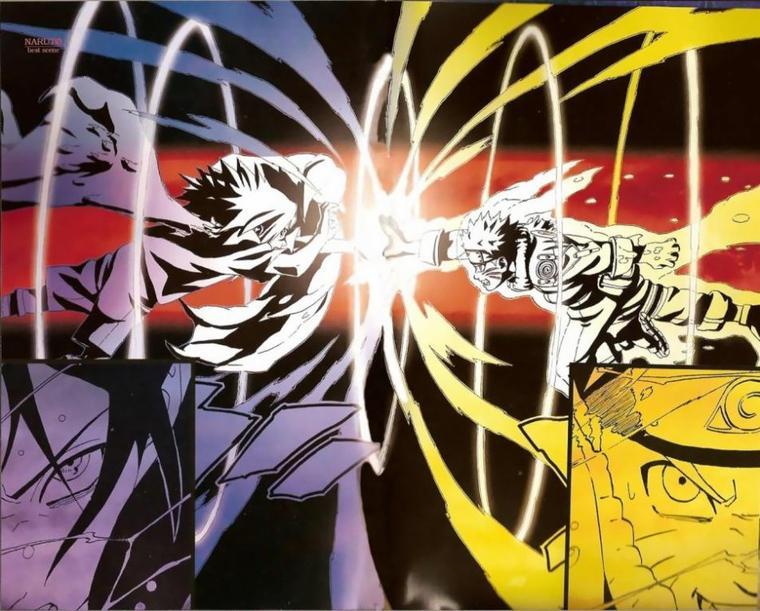 Naruto 698 - Naruto Vs Sasuke (5)
