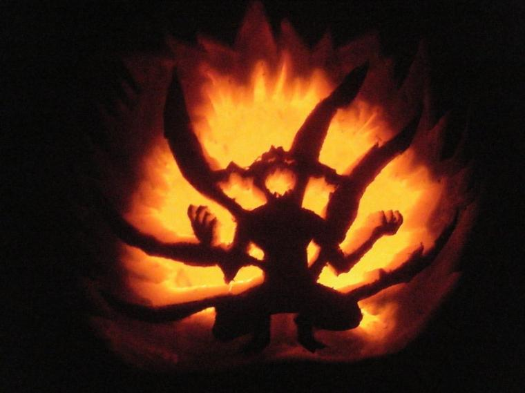 Fanarts #42 - Citrouilles Halloween (2/2)