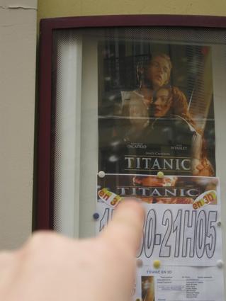 Titanic et aussi le cosplay ! :D
