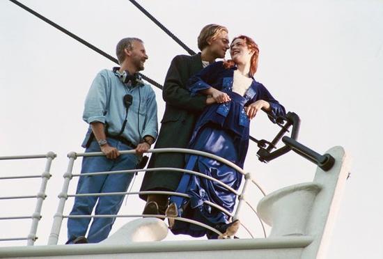 Titanic - Les baisers *Anecdote marrante * :p Interview