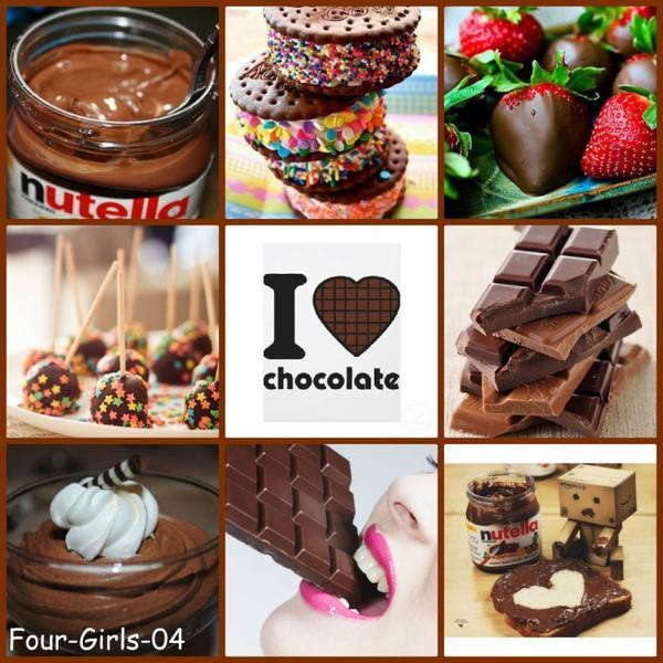 Le chocolat dans tous ses états !