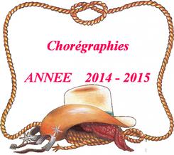 ~ Répertoire des danses de l'année première ~