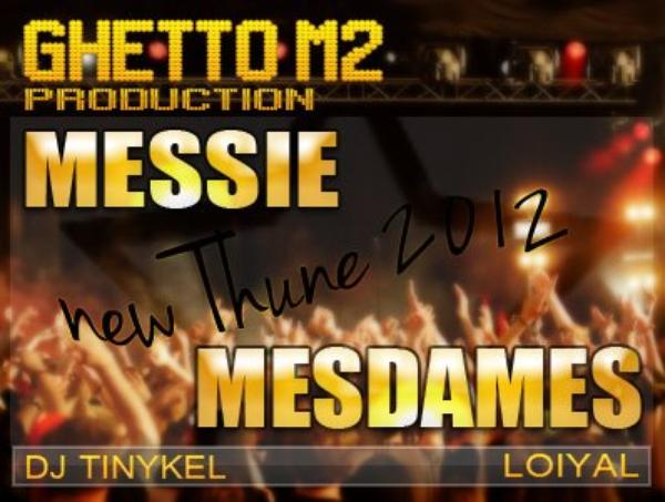 "Ina Di Dancehall / LoiYaL FT DJ TinyKeL ''Méssié Mesdame"" Brand new 2012 Officiel (2012)"