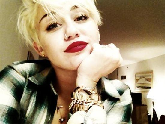 MILEY CYRUS CHANGE DE COUPE